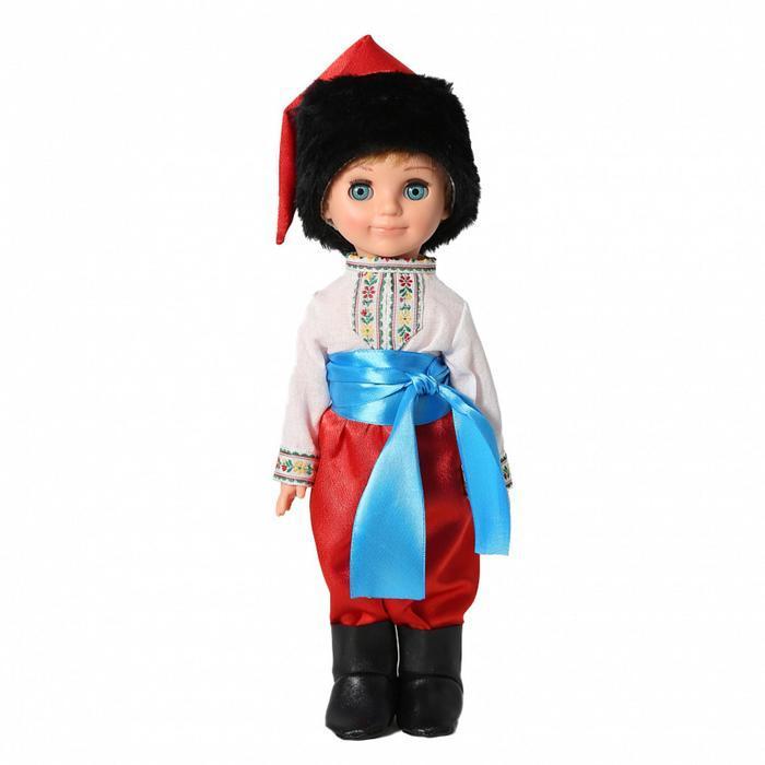 """Кукла """"Мальчик в украинском костюме"""", 30 см В3912"""