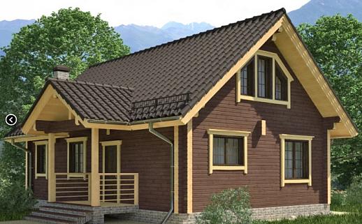 Проект дома №112