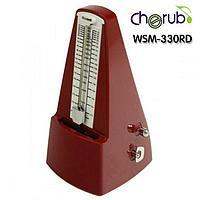 Метроном механический Cherub WSM-330RD, красный