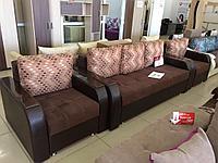 Комплекты мягкой мебели (цвета и размеры - индивидуально)