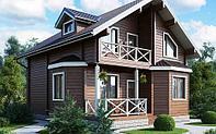 Проект дома №189, фото 1