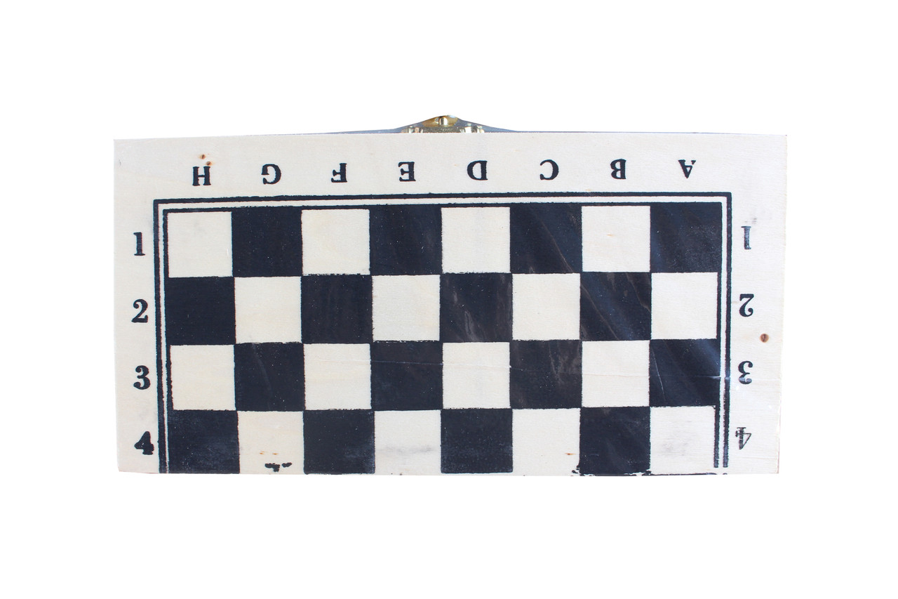 Шахмат деревянный 7701