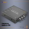 Конвертер Blackmagic Mini Converter Audio to SDI