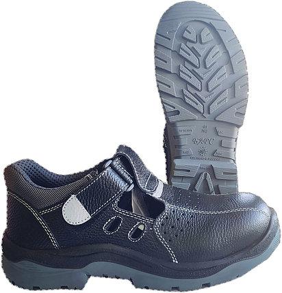 БОТИНКИ-лето сандали  Н-композитный носок, фото 2