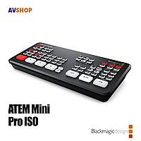 Видеомикшер Blackmagic Atem Mini Pro ISO, фото 1