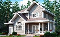 Проект дома №176, фото 1