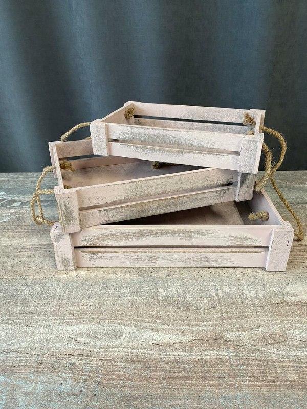 Декоративные ящики - фото 1