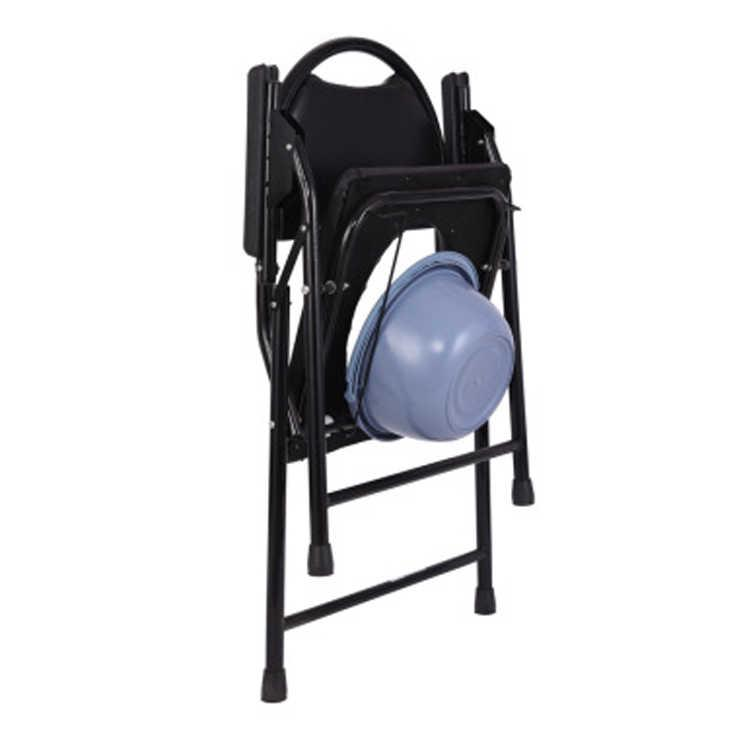 Стул с санитарным оснащением для пожилых людей и людей с инвалидностью - фото 1