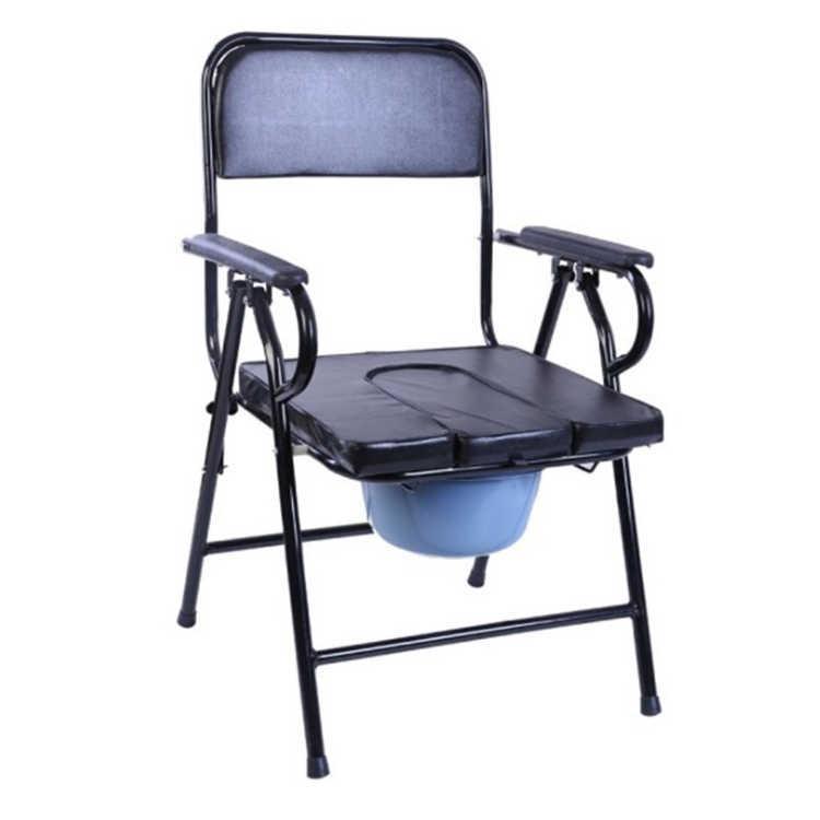 Стул с санитарным оснащением для пожилых людей и людей с инвалидностью - фото 6