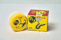 Китайский бальзам обезболивающий для суставов из яда скорпиона