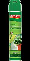 Bona Forte Аэрозоль Натуральное инсектицидное средство от летающих насекомых-вредителей, баллон 300 мл