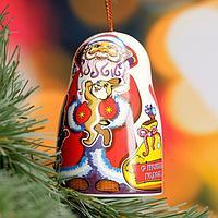 """Сувенир-колокольчик """"Дед Мороз"""", керамика, фото 1"""