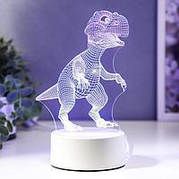 """Светильник """"Тираннозавр"""" LED RGB от сети, фото 1"""