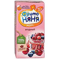 МОРС ФРУТО НЯНЯ ЯГОДНЫЙ т/пак 0.2л