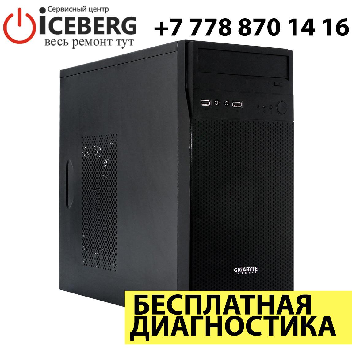 Ремонт компьютеров Gigabyte