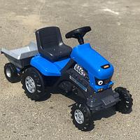 "Каталка-трактор с педалями ""Turbo"" + Полуприцеп ""Turbo"""
