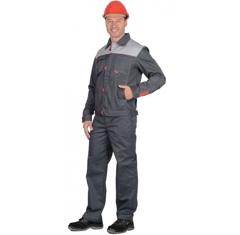 Костюм рабочий летний Фаворит: куртка, брюки 0870