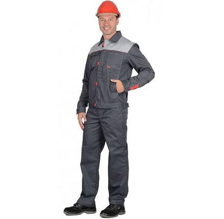 Костюм рабочий летний Фаворит: куртка, брюки 0870, фото 2