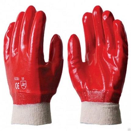 Перчатки Маслобензостойкие (МБС) ГРАНАТ, фото 2