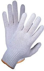 Перчатки хб ПВХ, фото 2