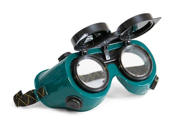 Очки газосварщика, защитные, фото 2
