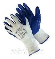 Рабочие перчатки с нитриловый вспененным покрытием, фото 2