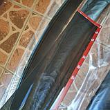 Ветровики дверей (дефлекторы окон) Lada Xray (2015-), фото 4