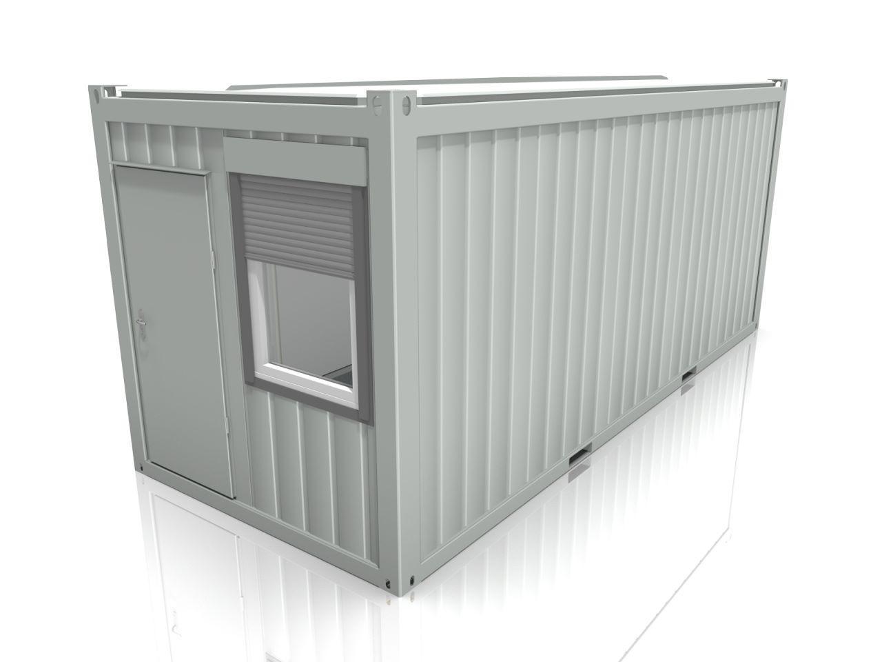 Утепленный вагон из блок-контейнеров - фото 1