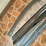Ветровики дверей (дефлекторы окон) Lada Granta седан (2012-), фото 2