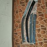 Ветровики дверей (дефлекторы окон) Lada Granta седан (2012-), фото 3