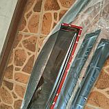 Ветровики дверей (дефлекторы окон) Lada Granta седан (2012-), фото 4