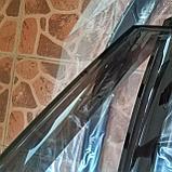 Ветровики дверей (дефлекторы окон) Lada Granta лифтбек (2013-), фото 5