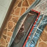 Ветровики дверей (дефлекторы окон) Lada Priora седан/хэтчбек (2008-2018), фото 5
