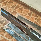 Ветровики дверей (дефлекторы окон) Lada Priora седан/хэтчбек (2008-2018), фото 4