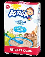 """Каша молочная гречневая """"АГУША"""" с 4 мес. 200 г"""