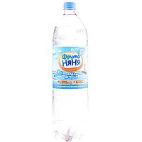 Детская вода негазированная ФрутоНяня 1.5л