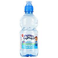 Детская вода негазированная АГУША 0.33л