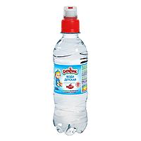 Детская вода негазированная СПЕЛЕНОК 0.33л