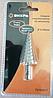 Сверло ступенчатое по металлу 4-6-8-10-12-14-16-18-20мм, P6M5, шестигранный хвостовик Вихрь