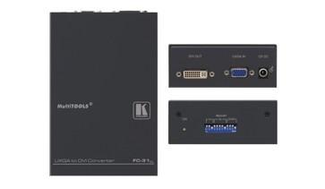 Преобразователь компьютерного графического сигнала в DVI KRAMER, FC-31xl