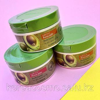 The Saem Питательный крем для тела «Авокадо» Care Plus Avocado Body Cream (300 мл)