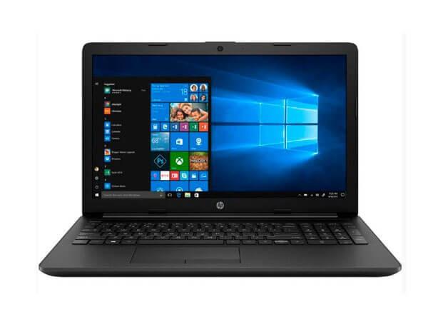 Ноутбук HP Notebook 15-db1039ur Ryzen 5 3500U quad  4GB DDR4 1DM 2400  128GB (6VN57EA)