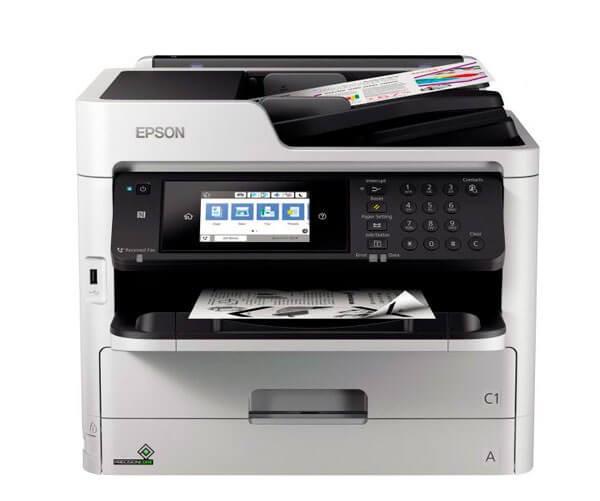 МФУ Epson WorkForce WF-M5799DWF