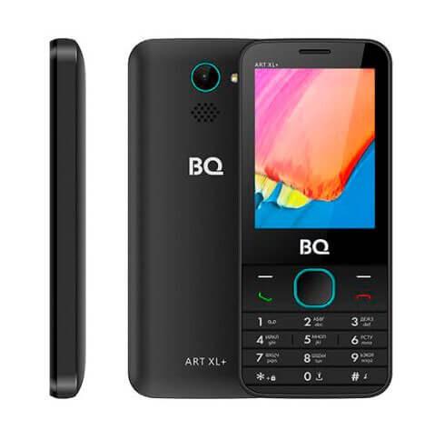 Мобильный телефон BQ-2818 ART XL+ Чёрный