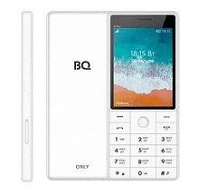 Мобильный телефон BQ-2815 Only Белый
