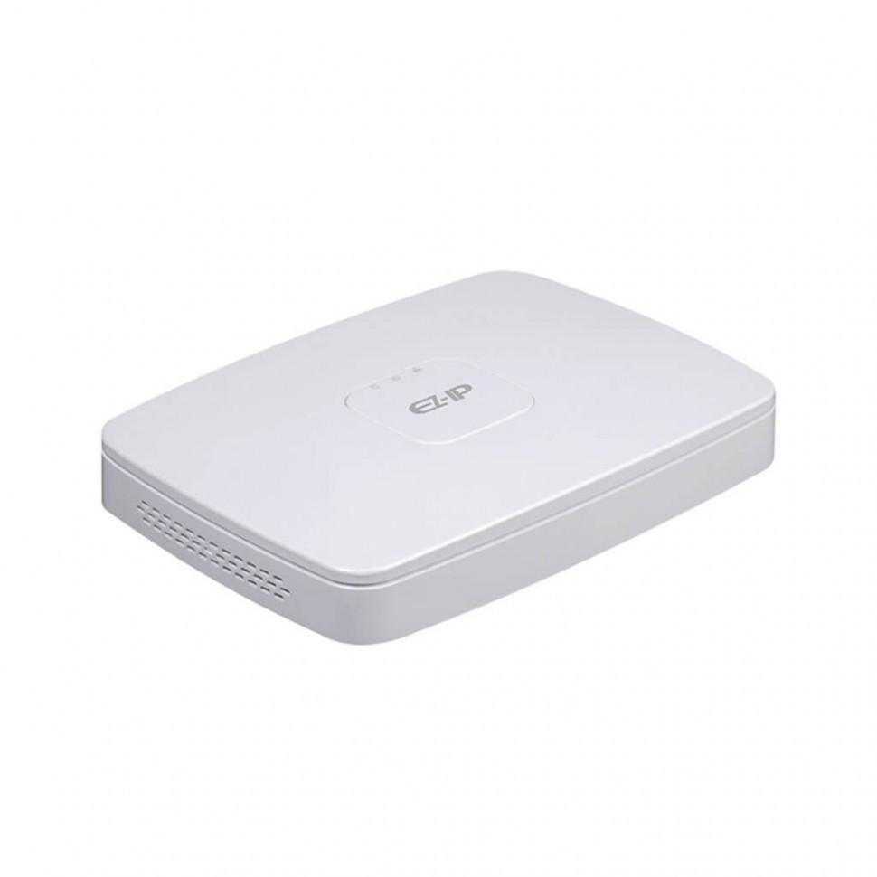 Видеорегистратор EZIP NVR1A08-8P 8-канальный сетевой, Smart, 1U, 8PoE