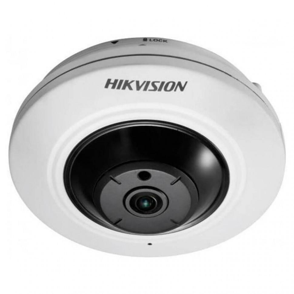 Видеокамера Hikvision DS-2CD2955FWD-I IP панорамная, 5МП, EASY IP 3.0
