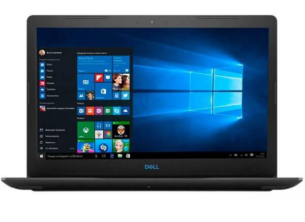 Ноутбук Dell/G3-3779/Core i7/8750H/2,2 GHz/8 Gb/128*1000 Gb (210-AOVV_6)