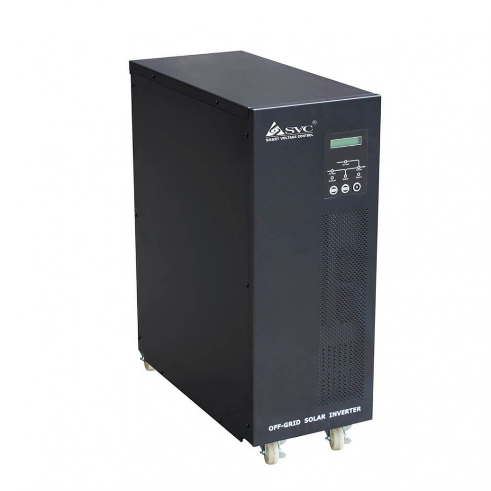 Инвертор для солнечных энергосистем SVC,  SPV-L-8000,