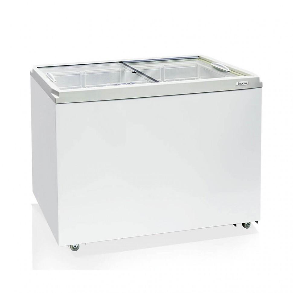 Морозильный ларь Бирюса-355VZQ